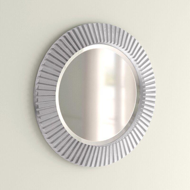 Osgood Eclectic Accent Mirror & Reviews | Joss & Main