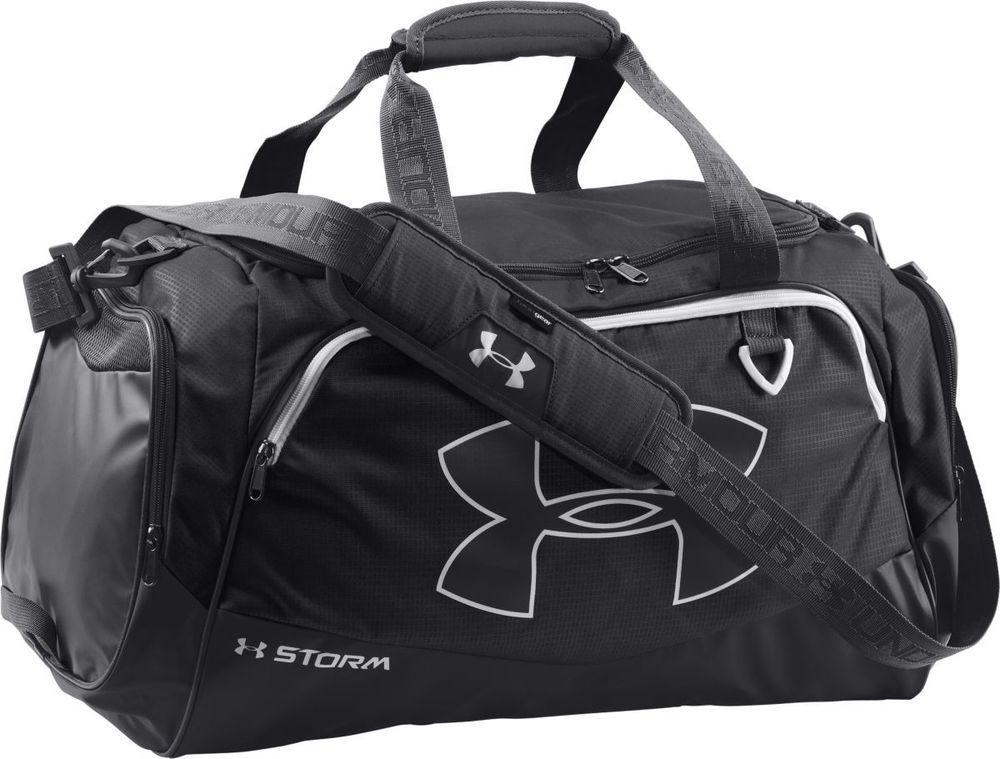 6c4f4315c2f Under Armour UNDENIABLE II Medium Duffel/Gym Bag - BLACK 1263967-001  #fashion #clothing #shoes #accessories #mensaccessories #bags (ebay link)