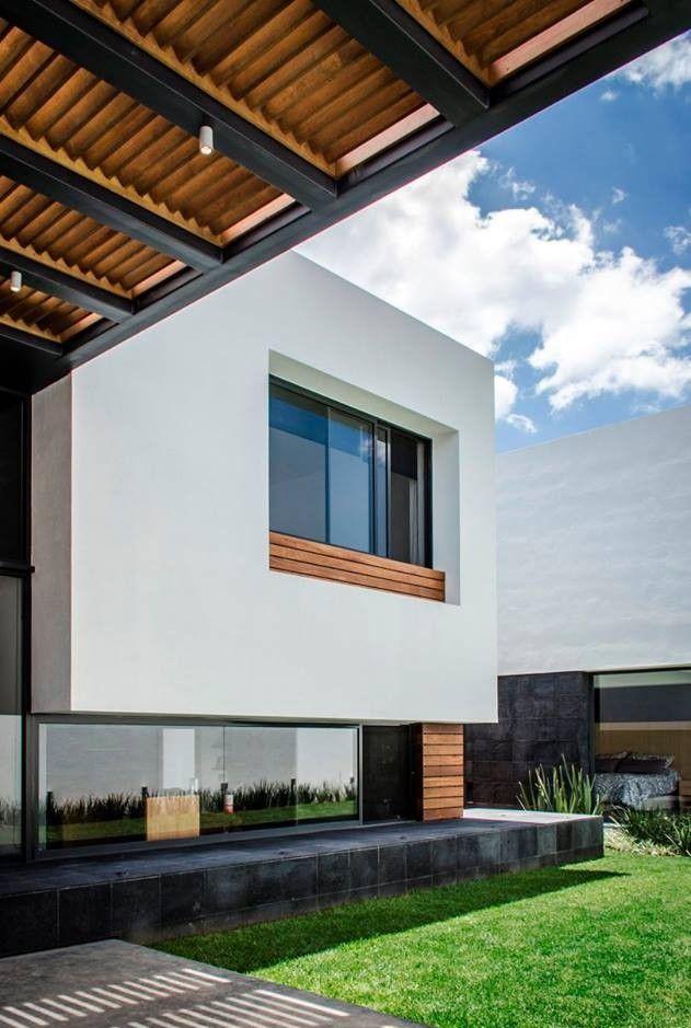 Arquitectura Casas Escaleras Exteriores Arquitectura: Vista Interior-Exterior