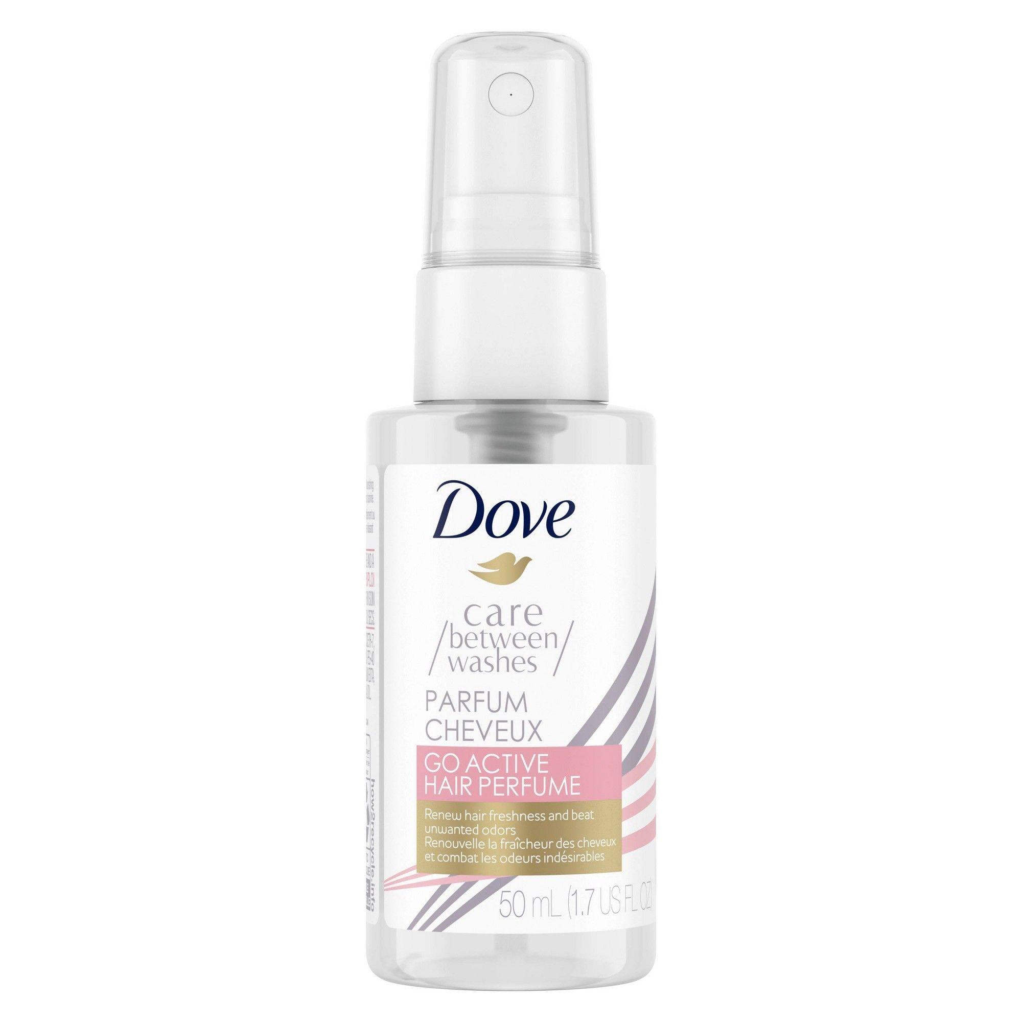 Dove Beauty Go Active Hair Perfume 1.7oz Hair perfume