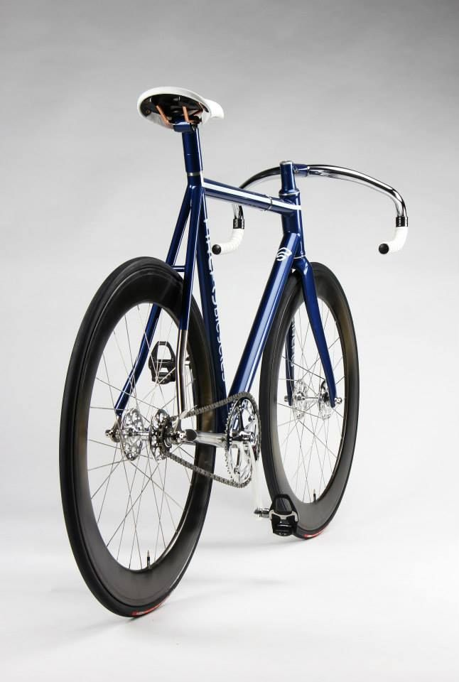 Firefly titanium track Very nice Firefly us really stepped up on ...