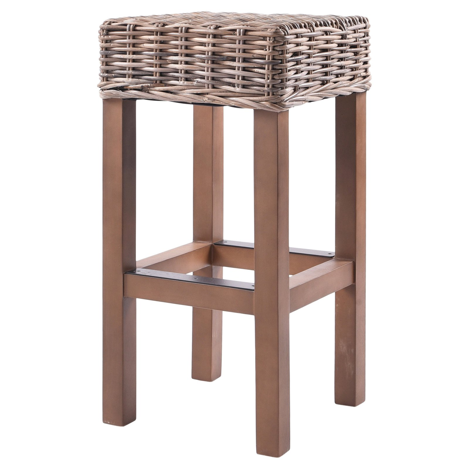New Pacific Direct Inc Tigris 30 In Backless Bar Stool Backless