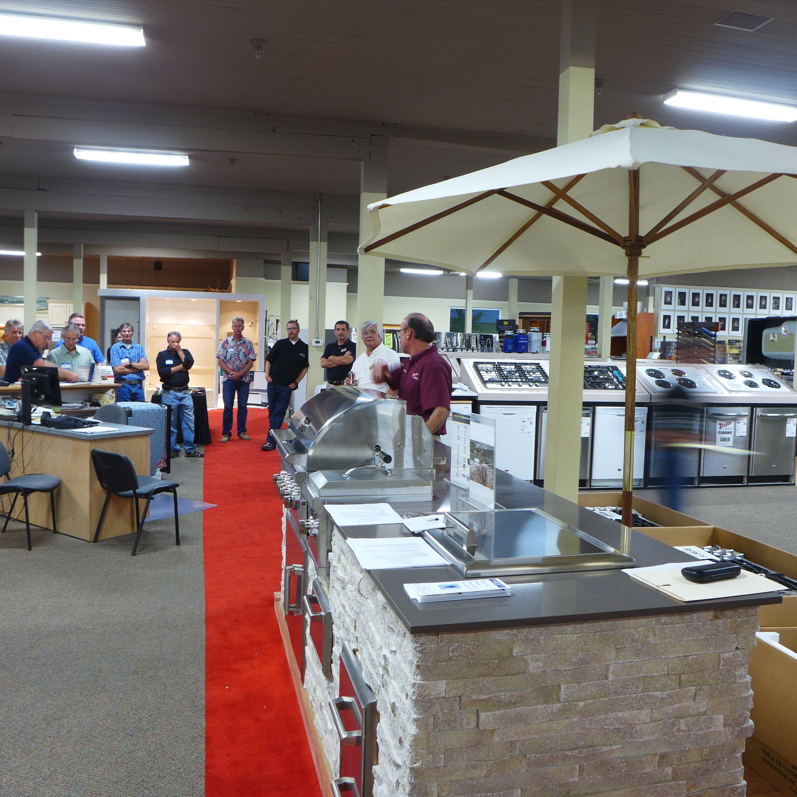 Teevax Home Appliance Kitchen Center