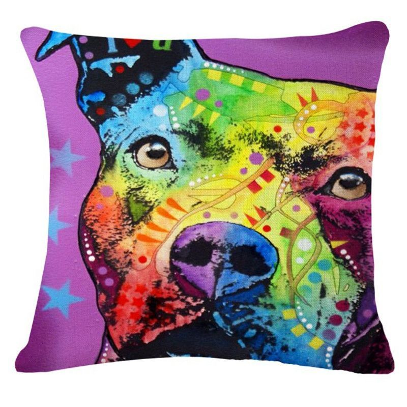 Dog Series Pillow Covers