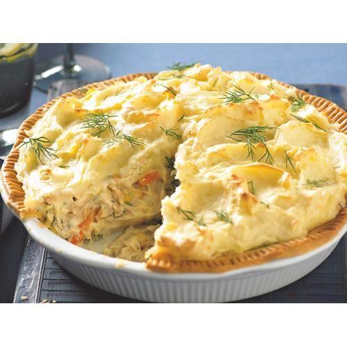 Tuna Shepherd S Pie Recipe Recipes Fish Recipes Canned Tuna Recipes