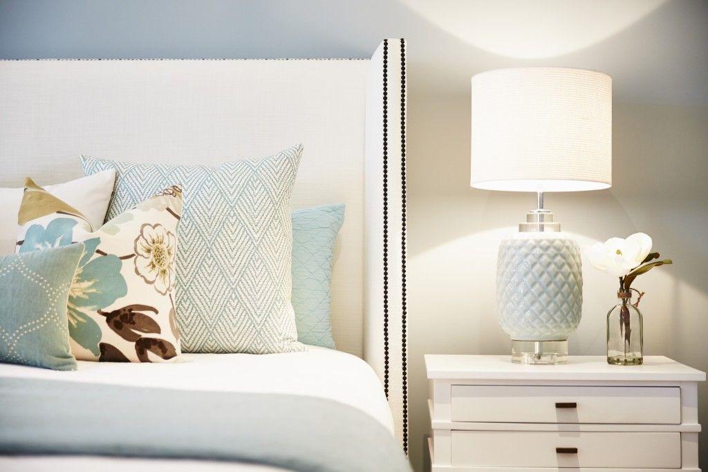 SOFT GLAMOUR Stil Ideen für kleine schlafzimmer