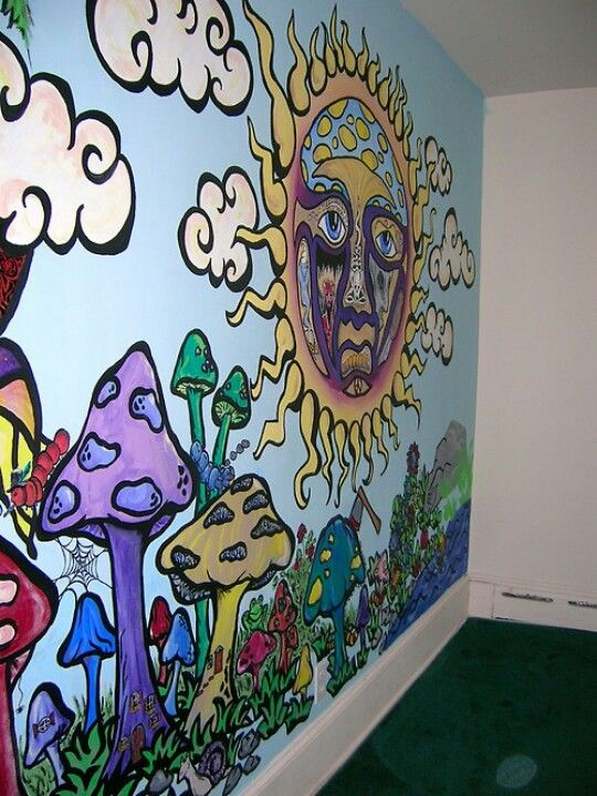 Pin By Tessy Catt On A Psychedelic Mess Hippy Room