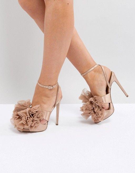 ASOS HYACINTH Heeled Sandals at asos.com