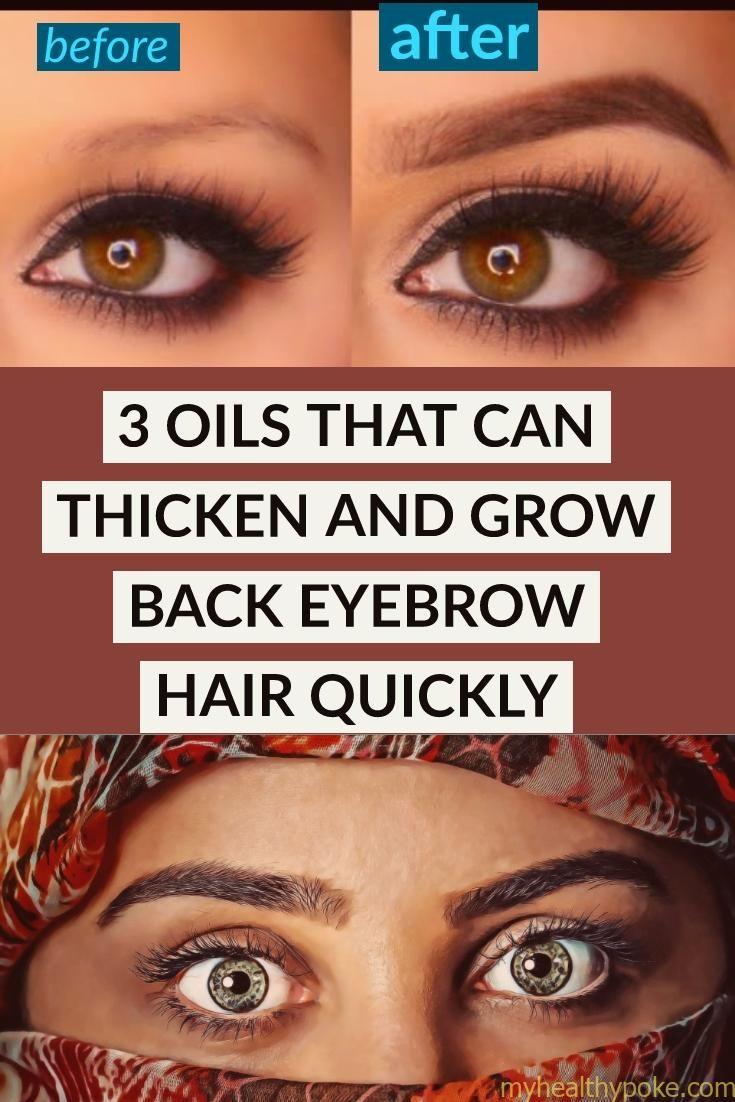 3 Oils You Have At Home That Can Thicken And Grow Back ...