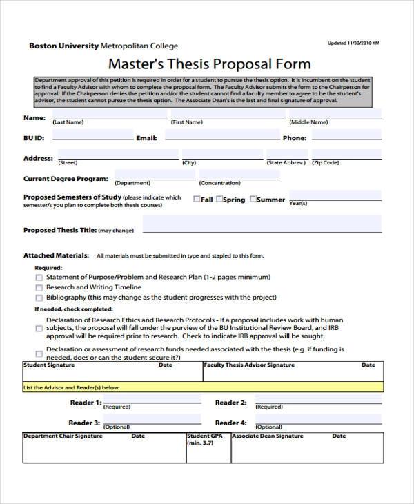 12 Supplemental Proposal Plan Templates Proposal Planning