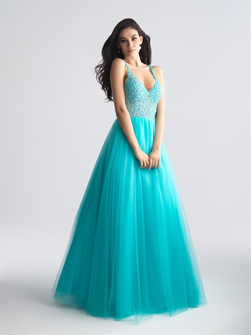 Madison James 18-668 - Formal Approach Prom Dress | Madison James ...