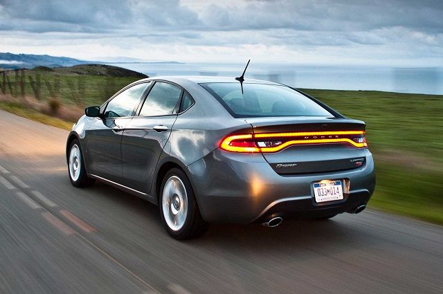Their New Model 2016 Dodge Dart Will Come With A Few