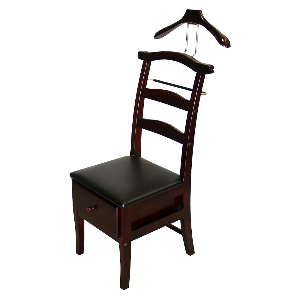 Valet Stand Brown Proman Products Valet Chair Chair Valet Stand
