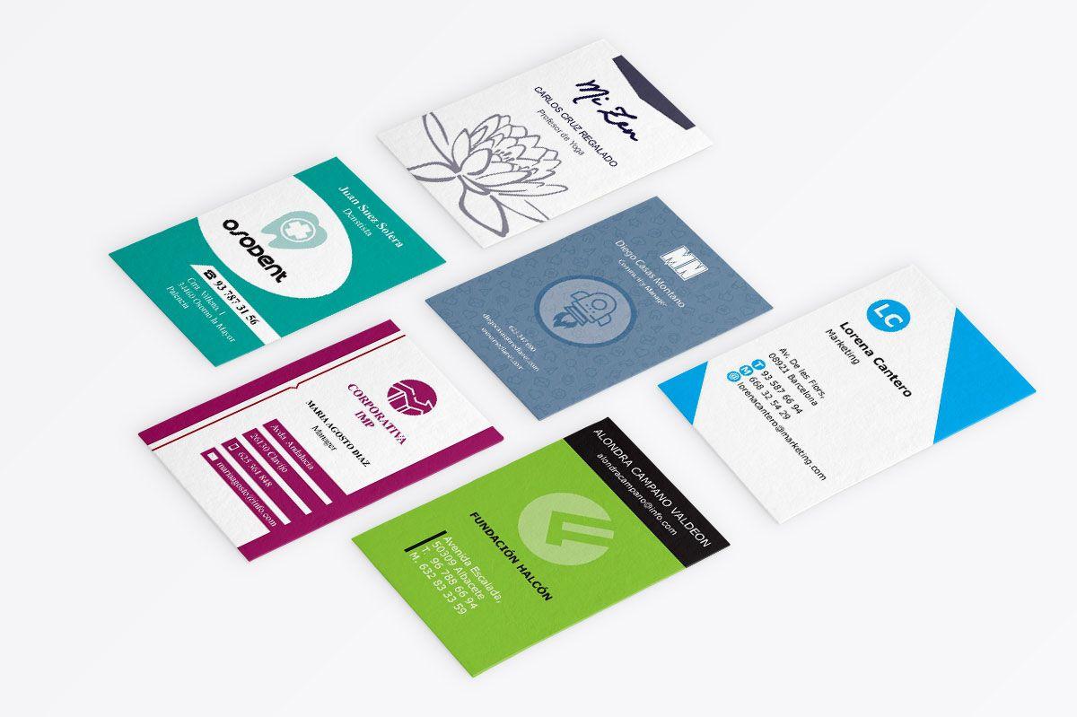Cómo Hacer Tarjetas de Visita | Hacer tarjetas de visita, Hacer ...