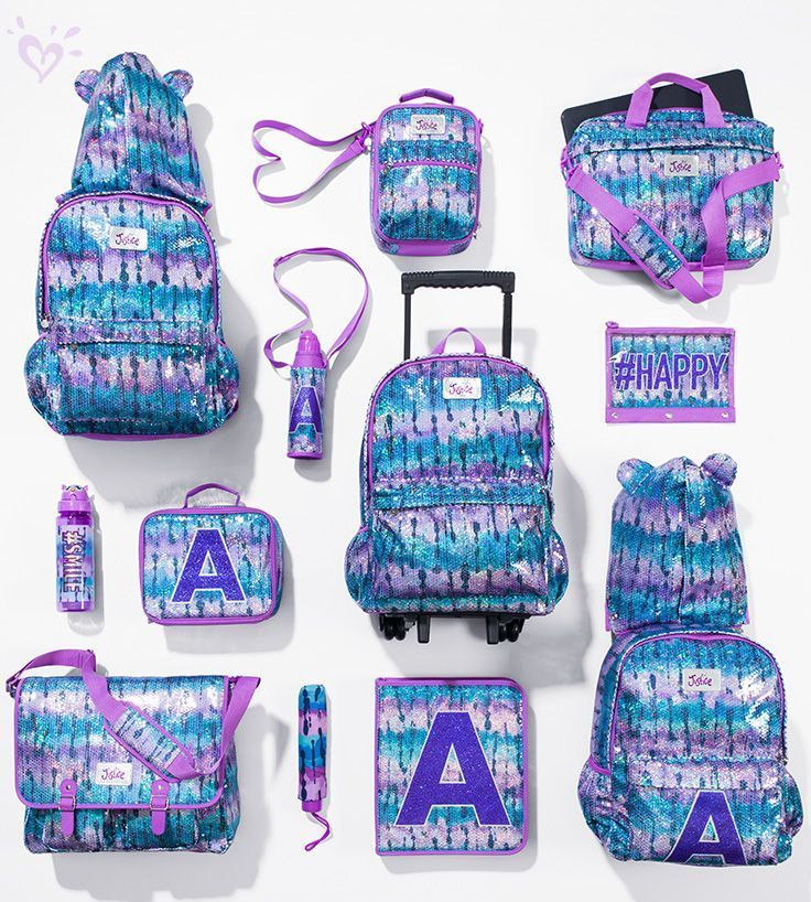 Suitcase Image By Erin Briscoe Justice Backpacks Justice Bags