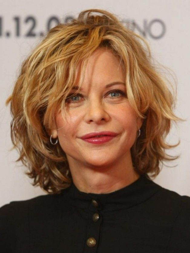 Above The Shoulder Haircuts With Side Bangs For Women With Curly