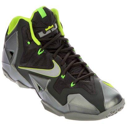 Acabei de visitar o produto Tênis Nike Lebron 11