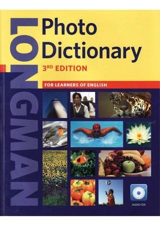 Longman Photo Dictionary Photo Dictionary English Book Dictionary