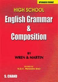 English Grammar & Composition BY WREN & MARTIN Free PDF