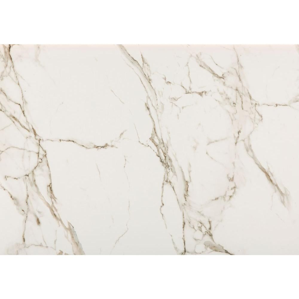 4 in. x 4 in. Ultra Compact Surface Countertop Sample in Entzo ...
