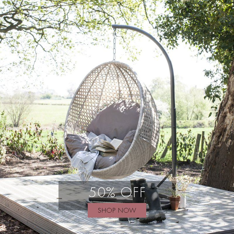 Hanging Garden Pod Chair Uk Loose Covers Wedding Brighton Rattan Give Your The Celebrity