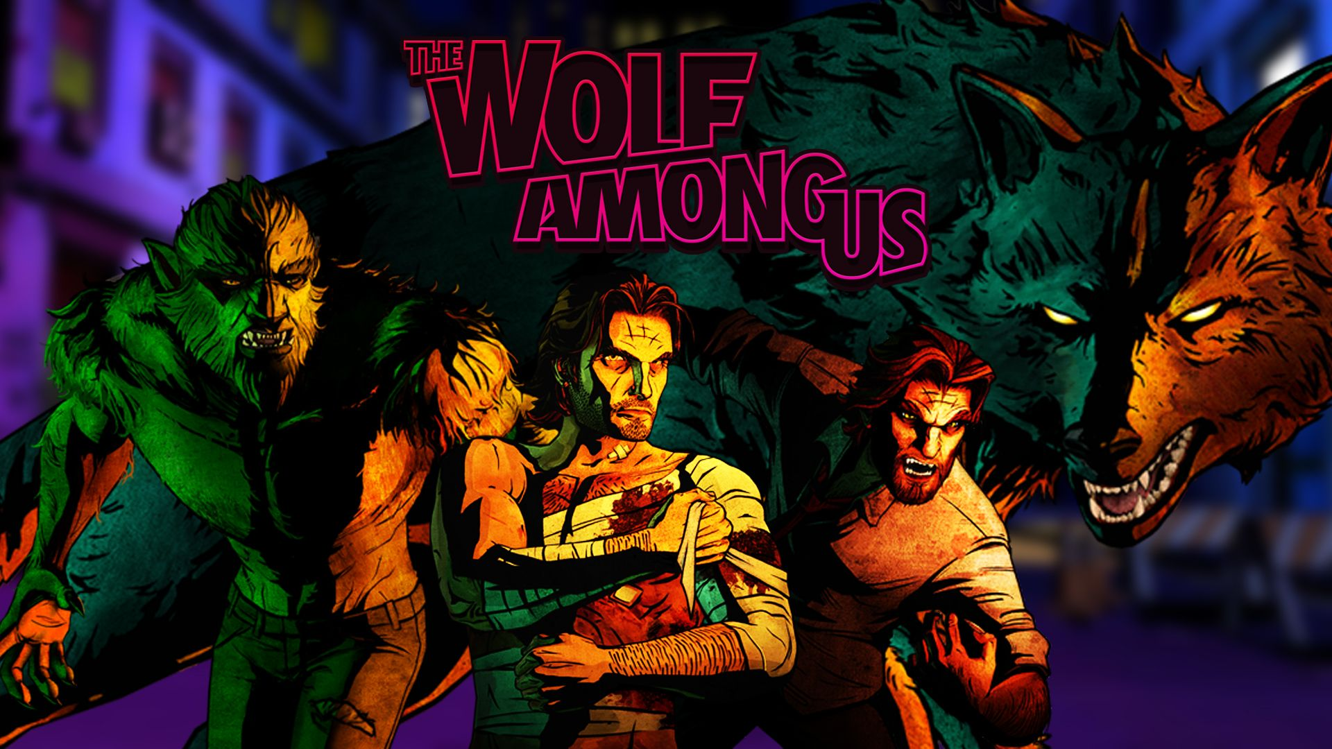 Pin by THØR on Wallpapers The wolf among us, Comic book