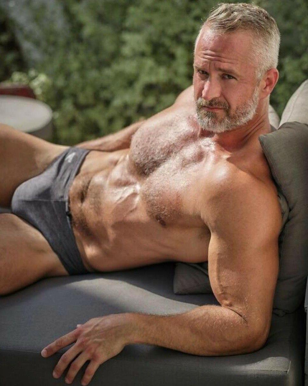 pinchicosthebest on maduros | pinterest | mature men, sexy men