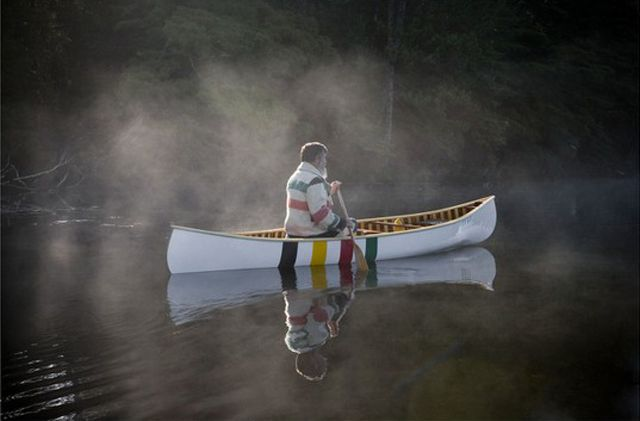 Need this Hudson Bay Point canoe