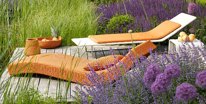 Paola Lenti Decoration Jardin Jardins Et Idee Deco Exterieur