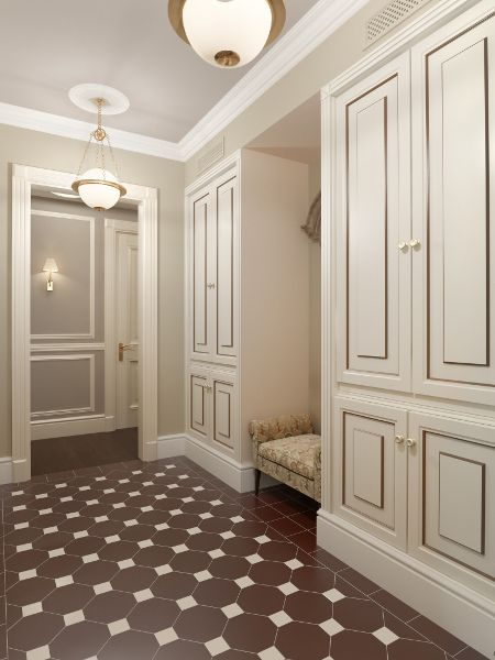 Портфолио архитектурной дизайн-студии «Альтера Парс» ا Pinterest - couleur des portes interieur