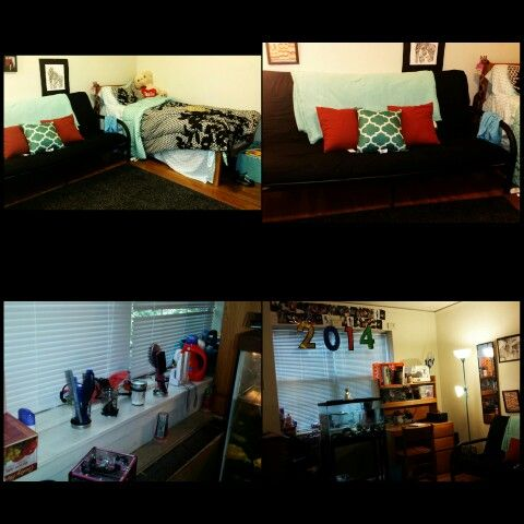 College dorm, Stephens College