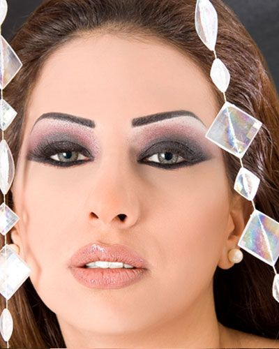 dc21496921b Arabic make up #9 Eyebrow Tattoo, Hooded Eyes, All About Eyes, Pretty