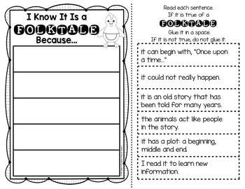 Folktales Worksheets Teaching Resources | Teachers Pay Teachers