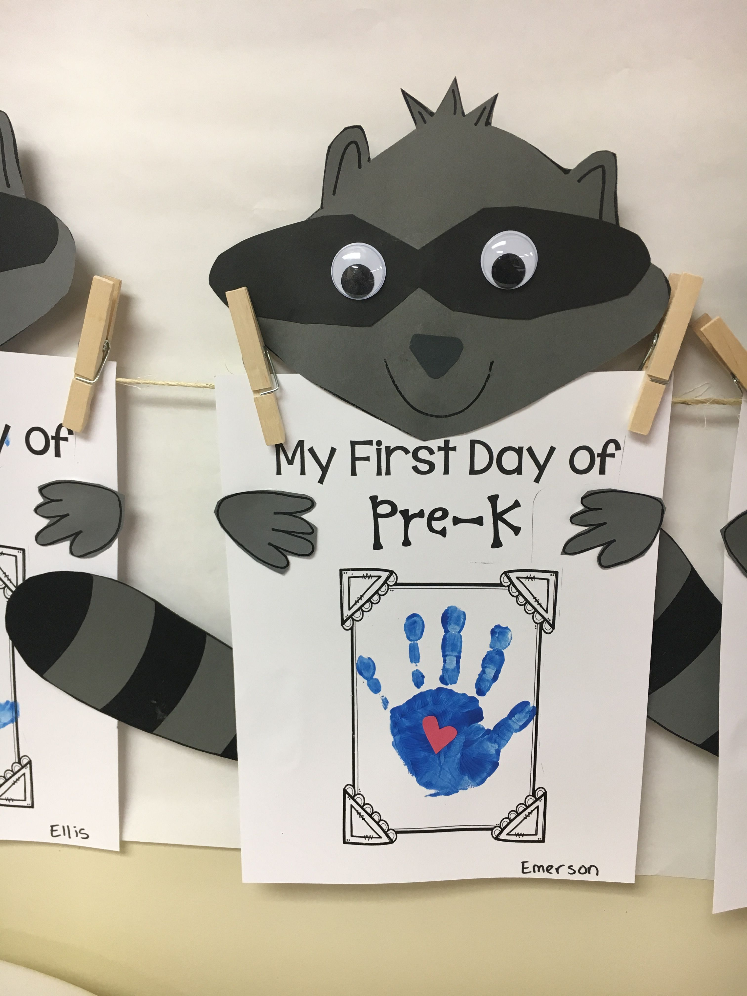 The Kissing Hand Craft The Kissing Hand Art Pre K