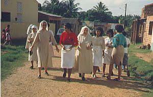 Oblate Sisters in Brazil