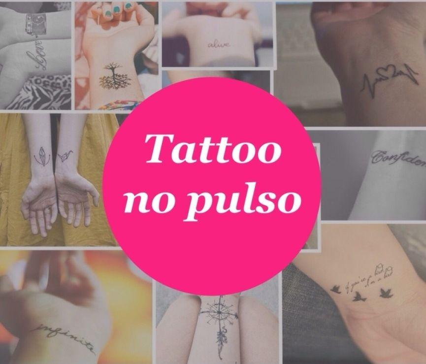 Tatuagens no pulso 2017 – Inspire-se