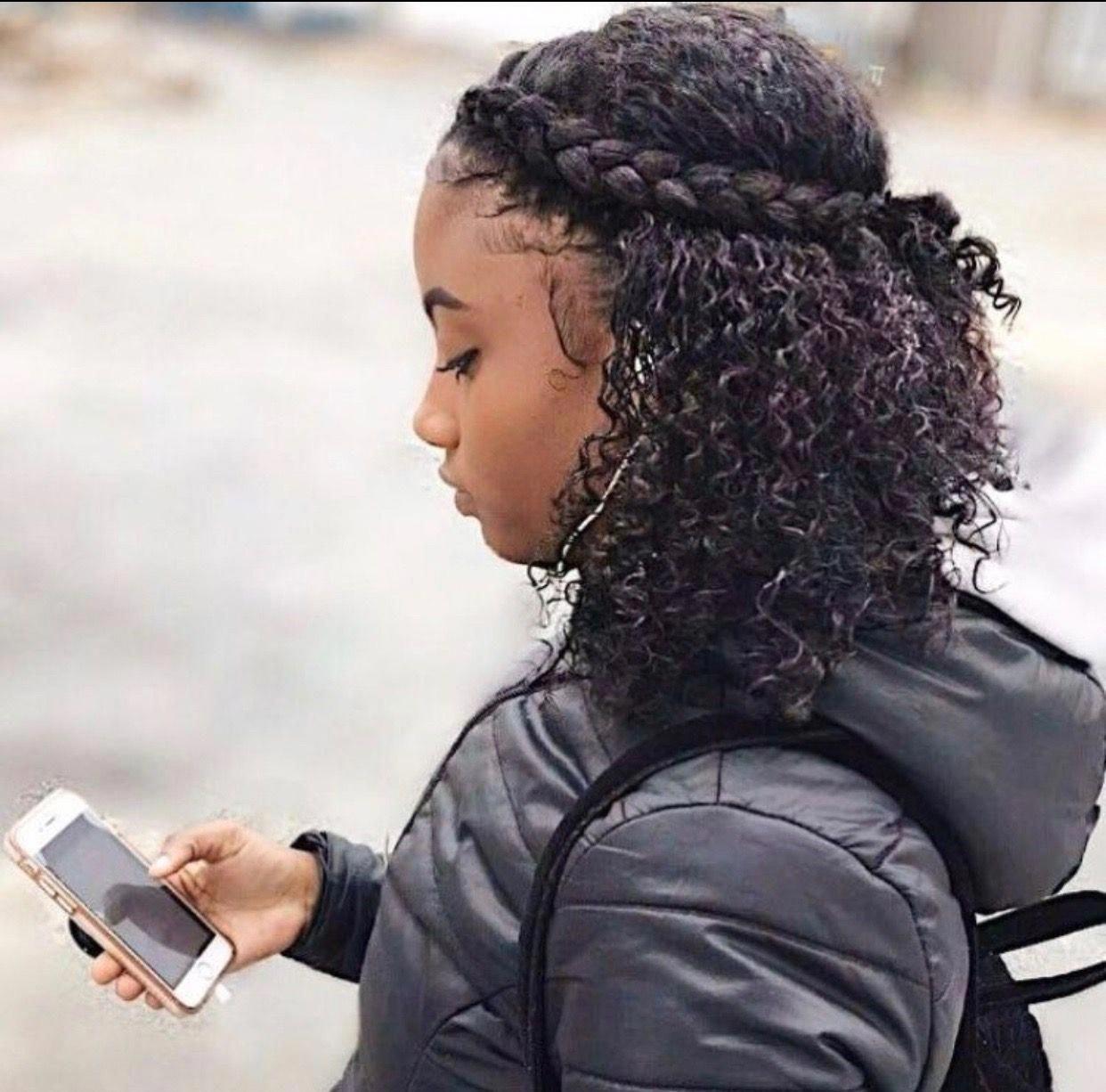 Weave Hairstyles | Medium Length Hairstyles | Organic Hair ...