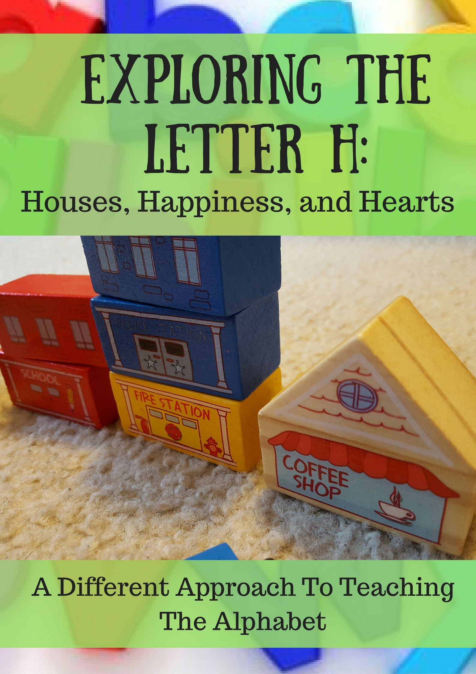 Exploring The Letter H Houses Happiness And Hearts