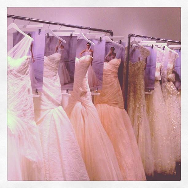 Dress Selection...