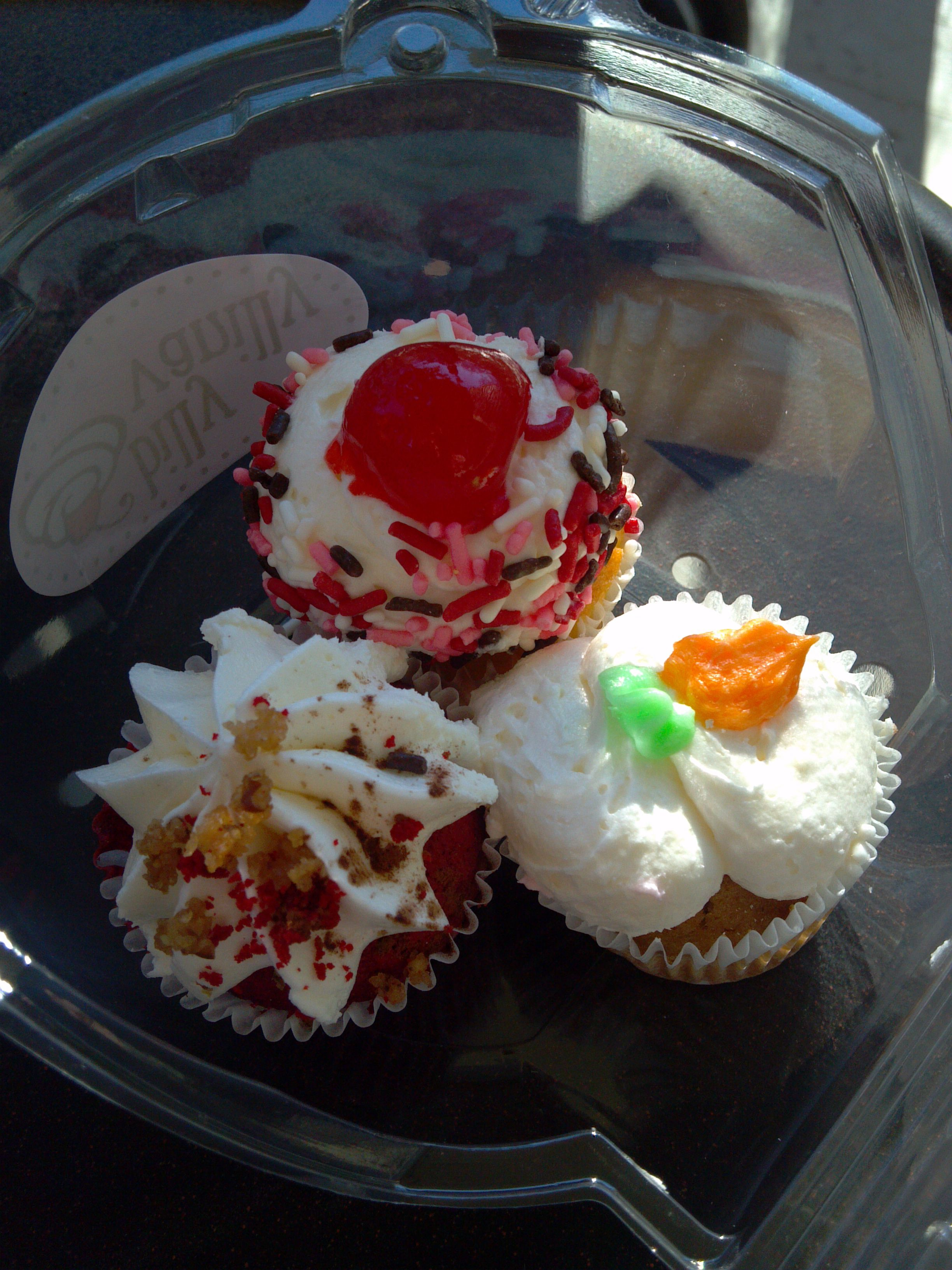Billy vanilly cupcakes lawrence ks baking desserts eat