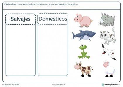 Fichas para IMPRIMIR ➔ para NIÑOS de primaria | Educación ...