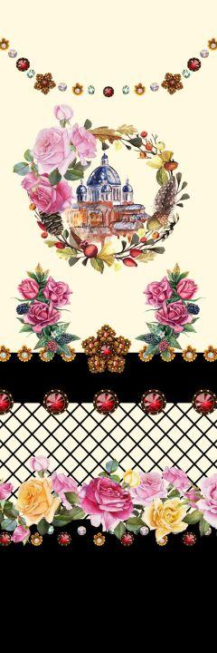 What Beautiful Blooms - pattern design - Walanwalan