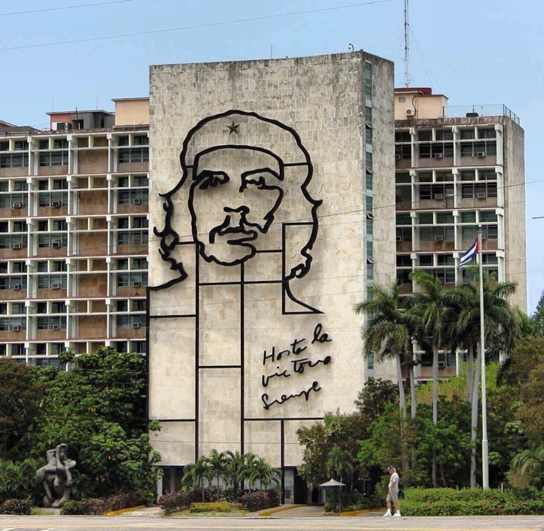 Visiting Cuba was my dream... ...   Visiting Cuba was my dream...  . . . . . . . #Throwback #2013 #cuba #lahavana #cheguevara #mydreamcametrue #instatravel #Travelgram #Adventure #traveler #Travelpics #traveling #Travelphotos #igerstravel #backpacker #backpacking #Globetrotter #picoftheday #Trip #Addiction #TravelAddict #Life #EnjoyingLife #photography #wanderlust #Travelgirls #neverstopexploring #visitcuba Visiting Cuba was my dream... ...   Visiting Cuba was my dream...  . . . . . . . #Throwba #visitcuba