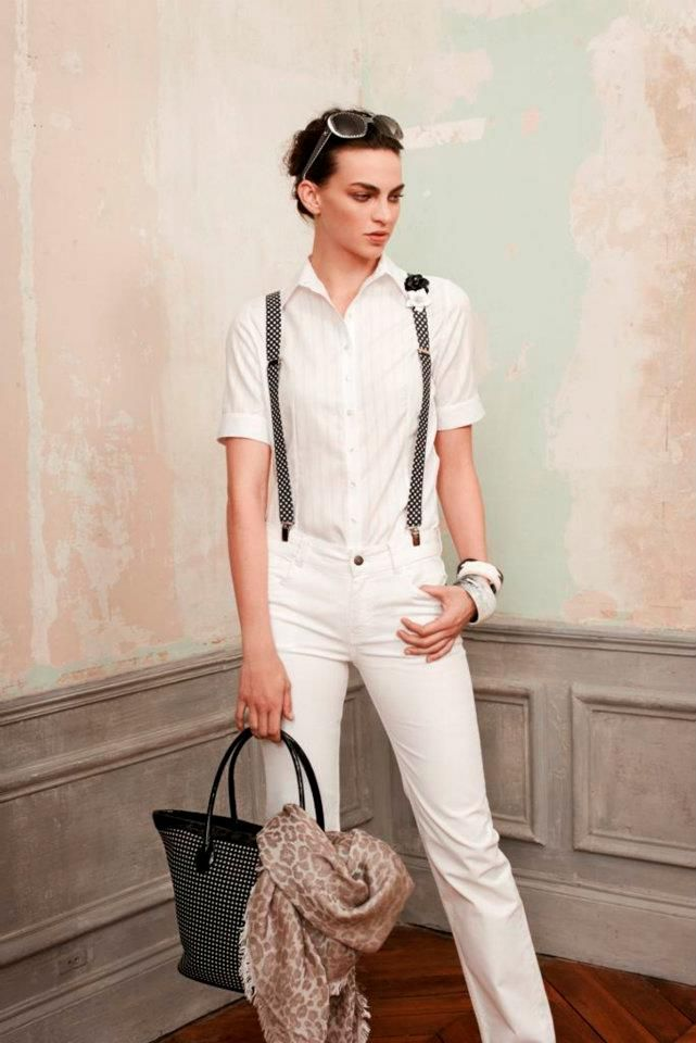 Anne Fontaine Inc   Spring-Summer 2012