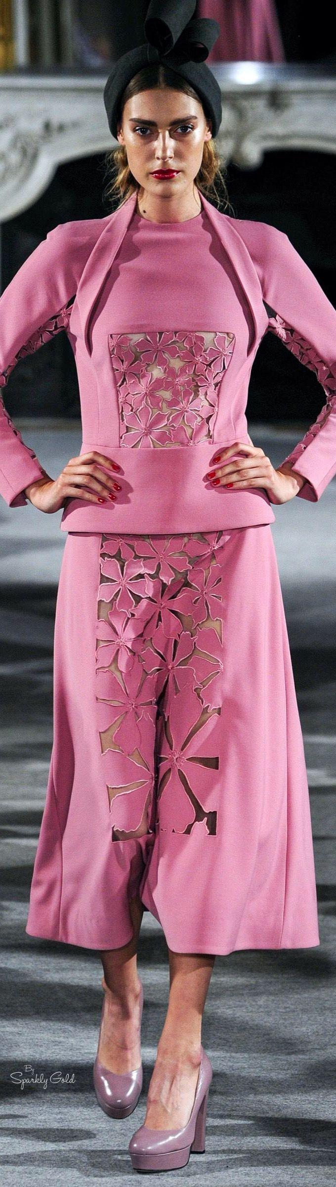 Yulia Yanina Fall 2015 Couture   ✴ YULIA•YANINA ✴   Pinterest