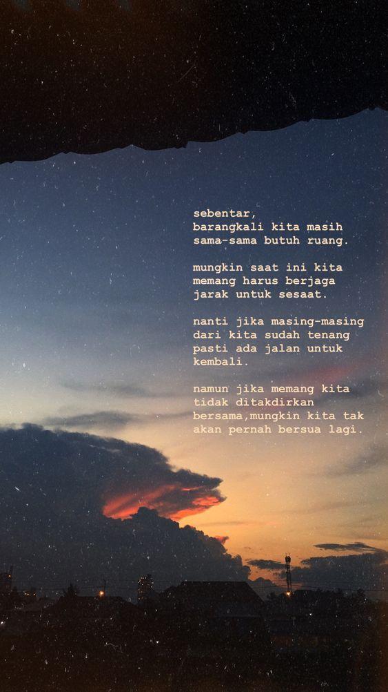 Pin Oleh Dinda Afiifah Syaafiyah Di Quotes Kutipan Tumblr