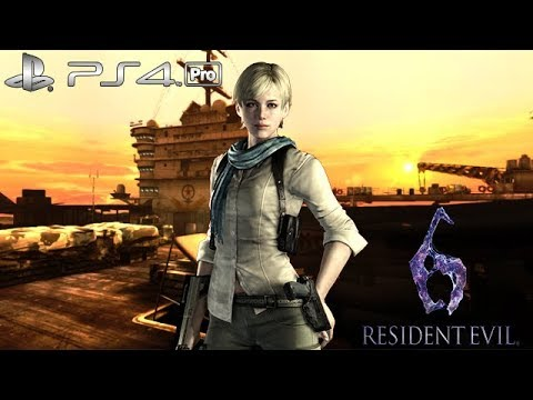 Resident Evil 6 Ps4 Pro No Mercy 2512k High Seas Fortress Sherry