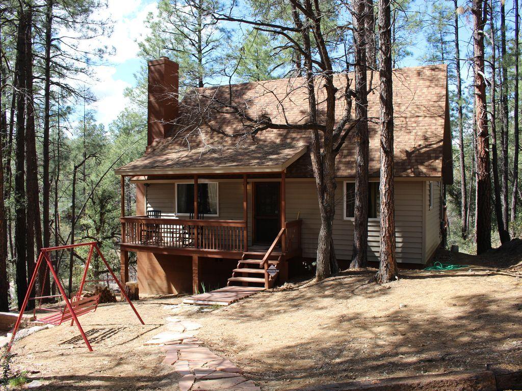 Prescott National Forest Cabin Vrbo Farmhouses Barns