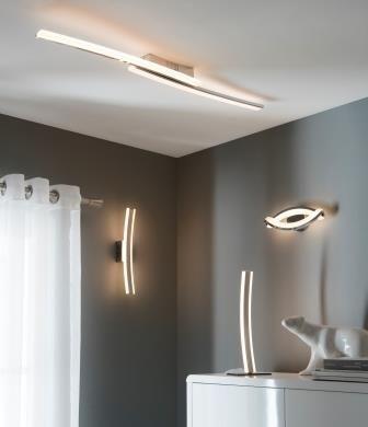 Laurie Lumière Luminaire éclairage Plafonnier Appliques Murale Et