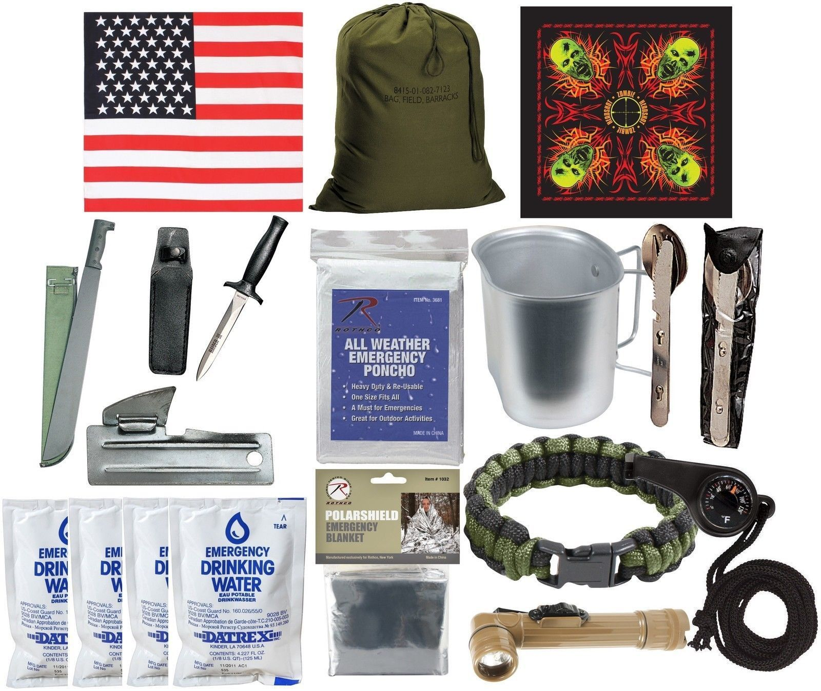 14 Disaster Kit Essentials pictures